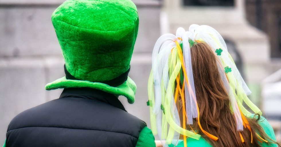13 Things Every Couple Who Doesn't Drink Can Do On St. Paddy's Day