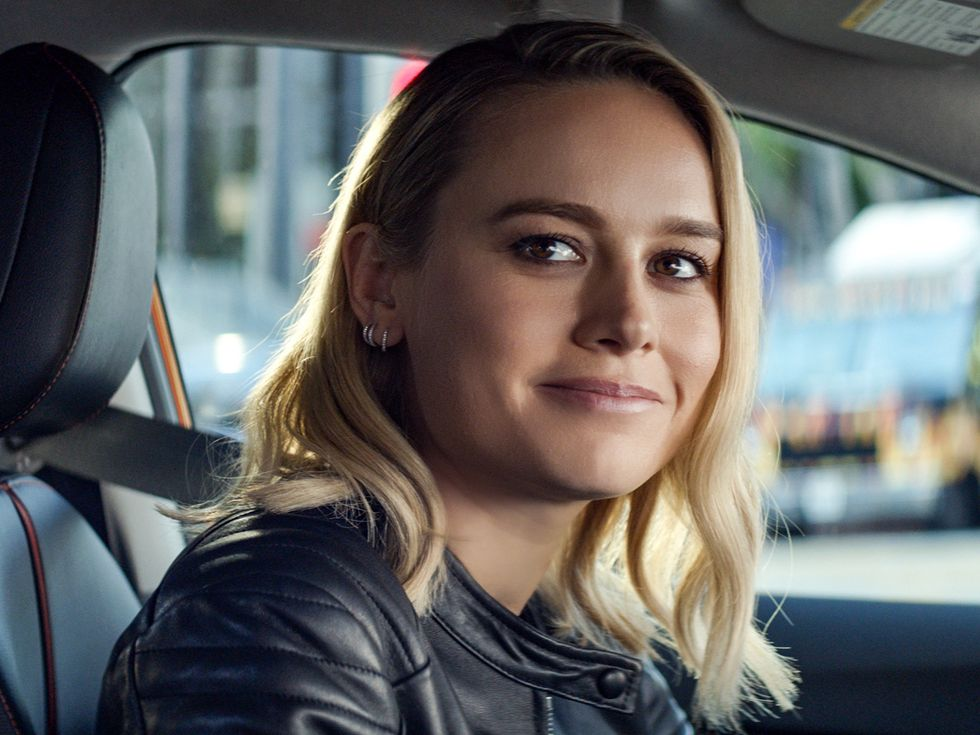 2020 Nissan Sentra Brie Larson commercial ad