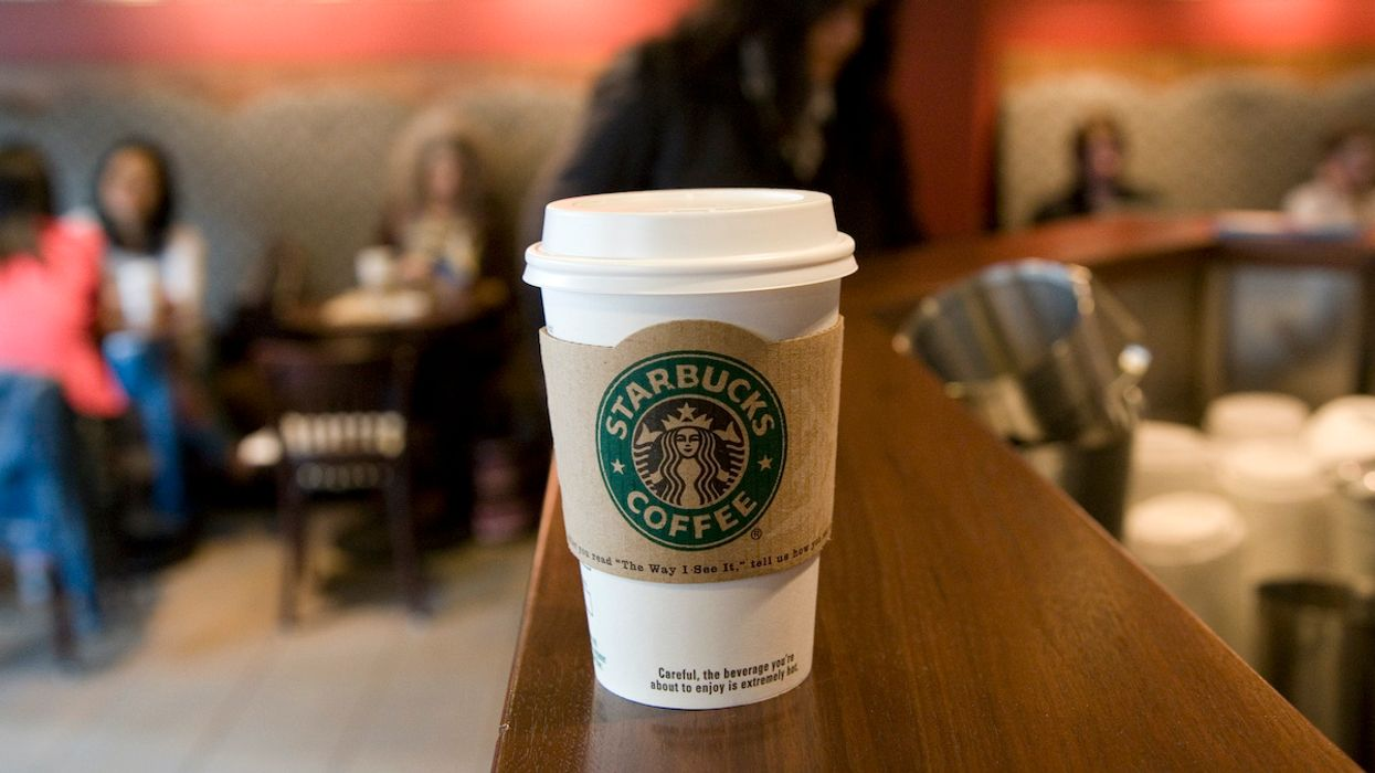 Starbucks Is Testing Fully Compostable Cups in Five Cities