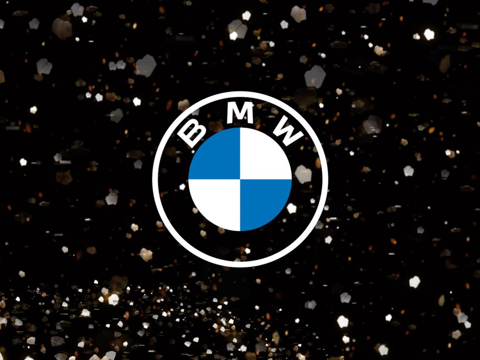 BMW logo 2020