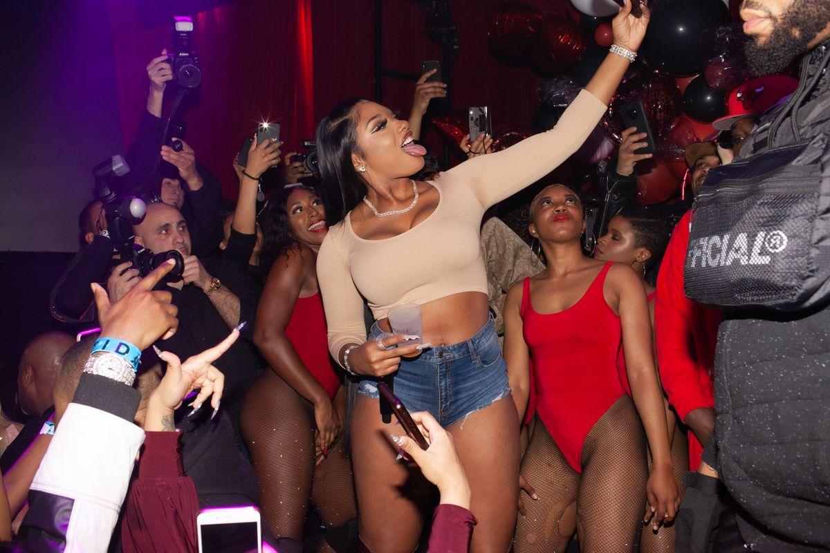 Megan Thee Stallion's Hotties Took Over NYC