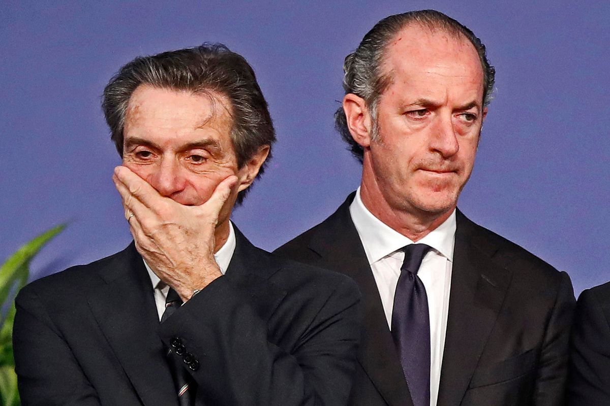 «Chiudiamo tutto in Lombardia e Veneto»
