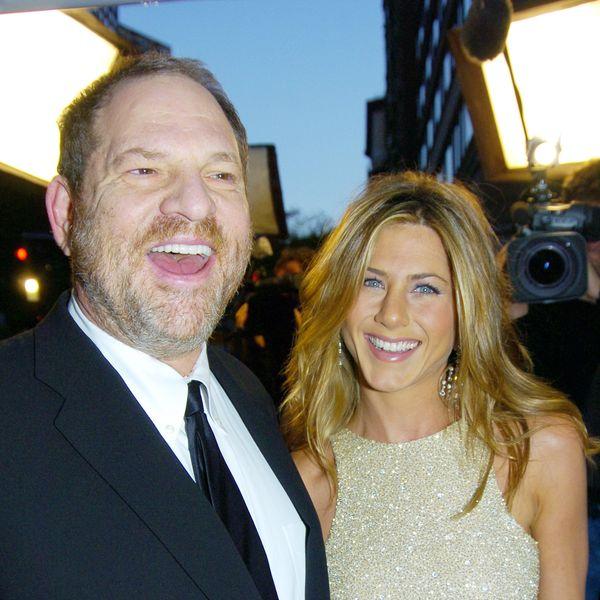 Harvey Weinstein: Jennifer Aniston 'Should Be Killed'