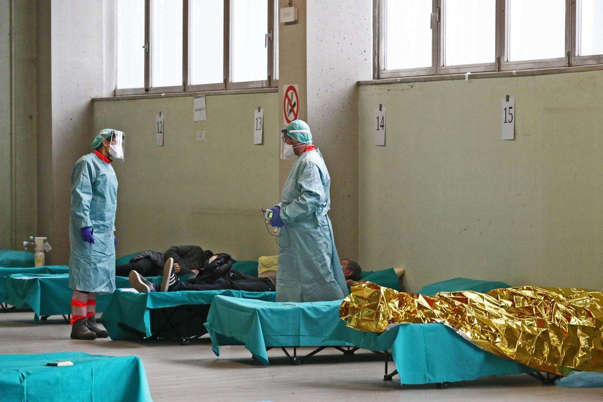 In Italia il virus uccide di più perché mancano i posti letto