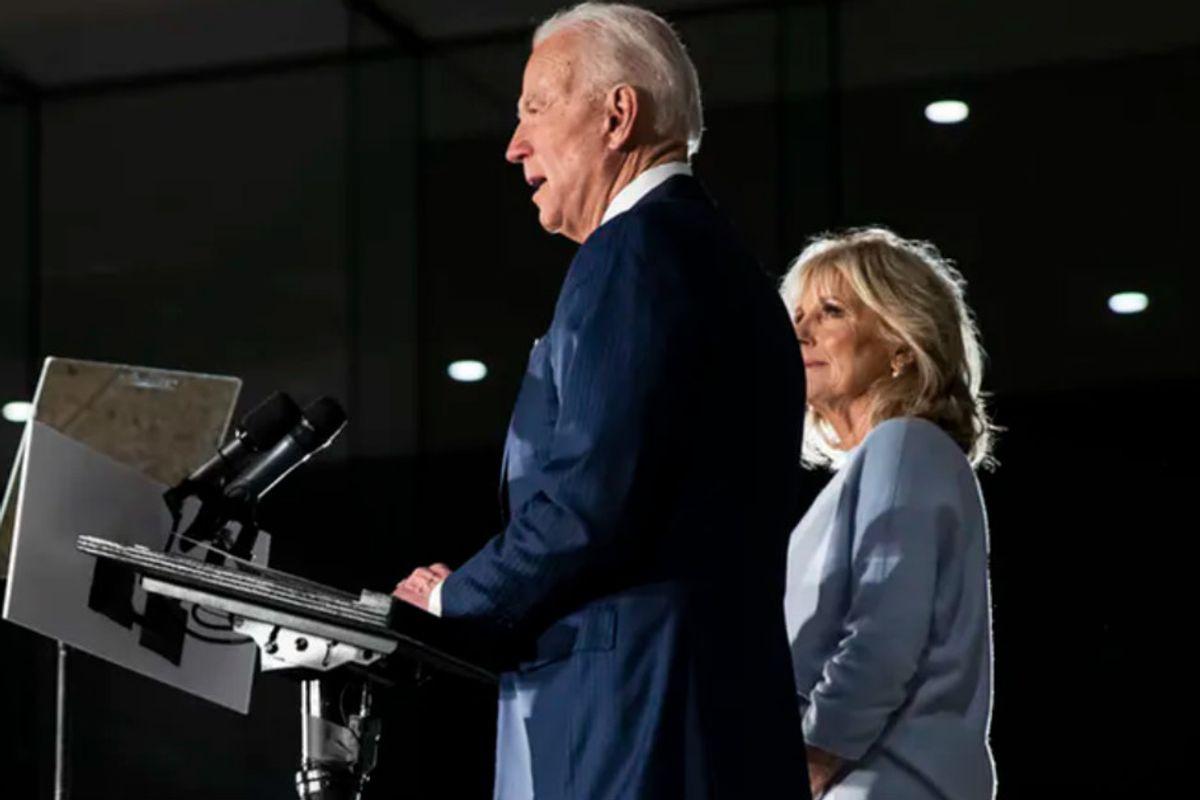 Joe Biden's sweeping win shows the power of Democratic moderates