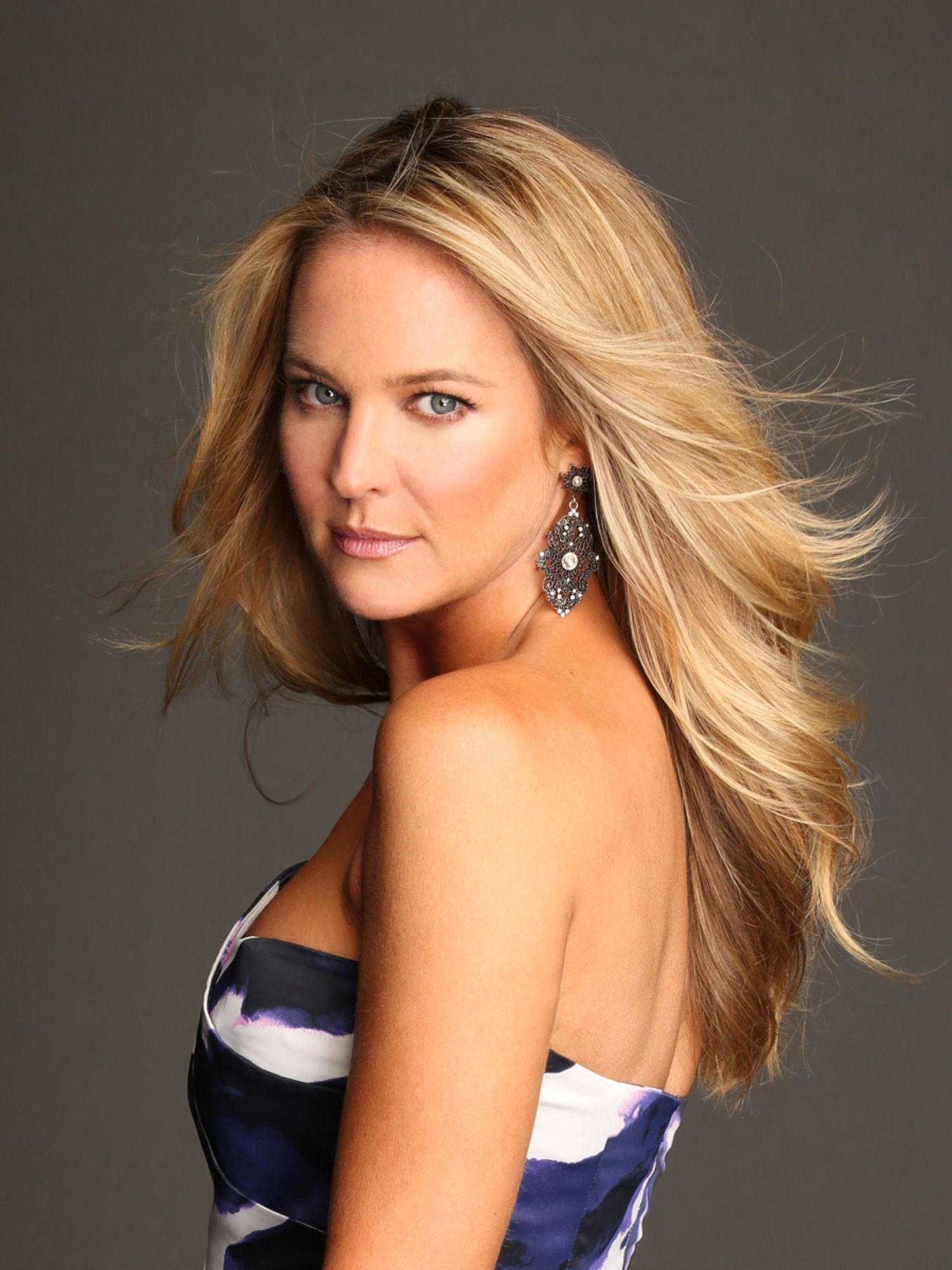 Portrait of Sharon Case from The Young and the Restless.