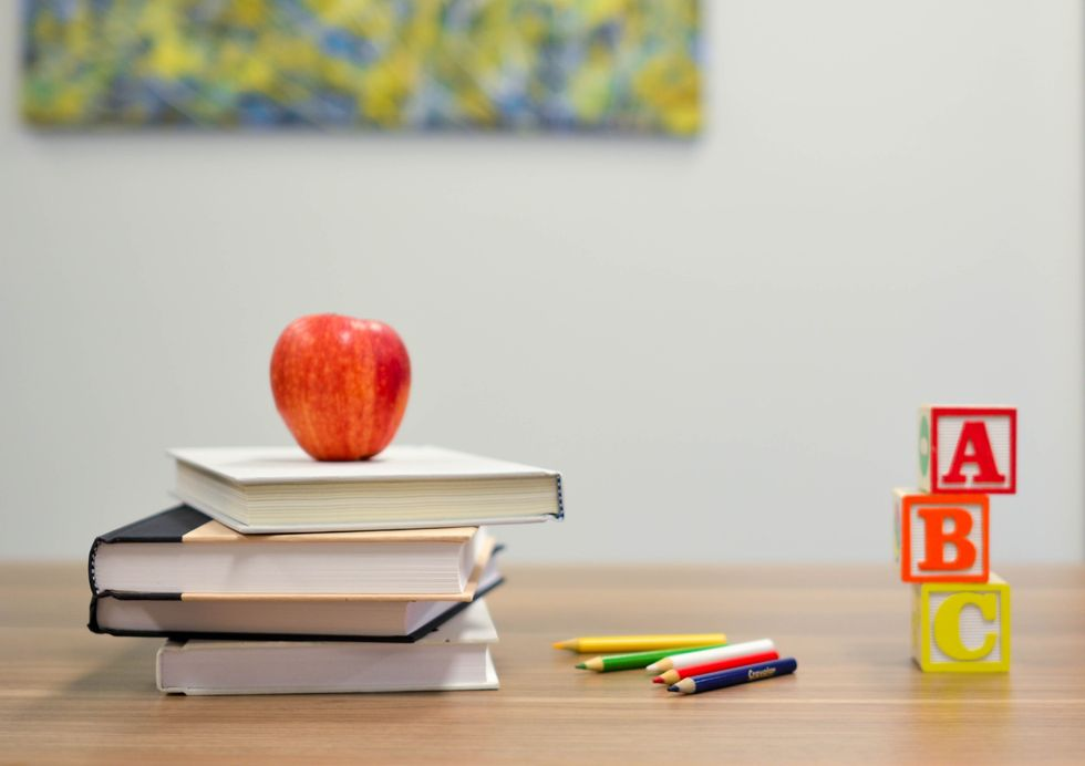 What I've Learned While Student Teaching