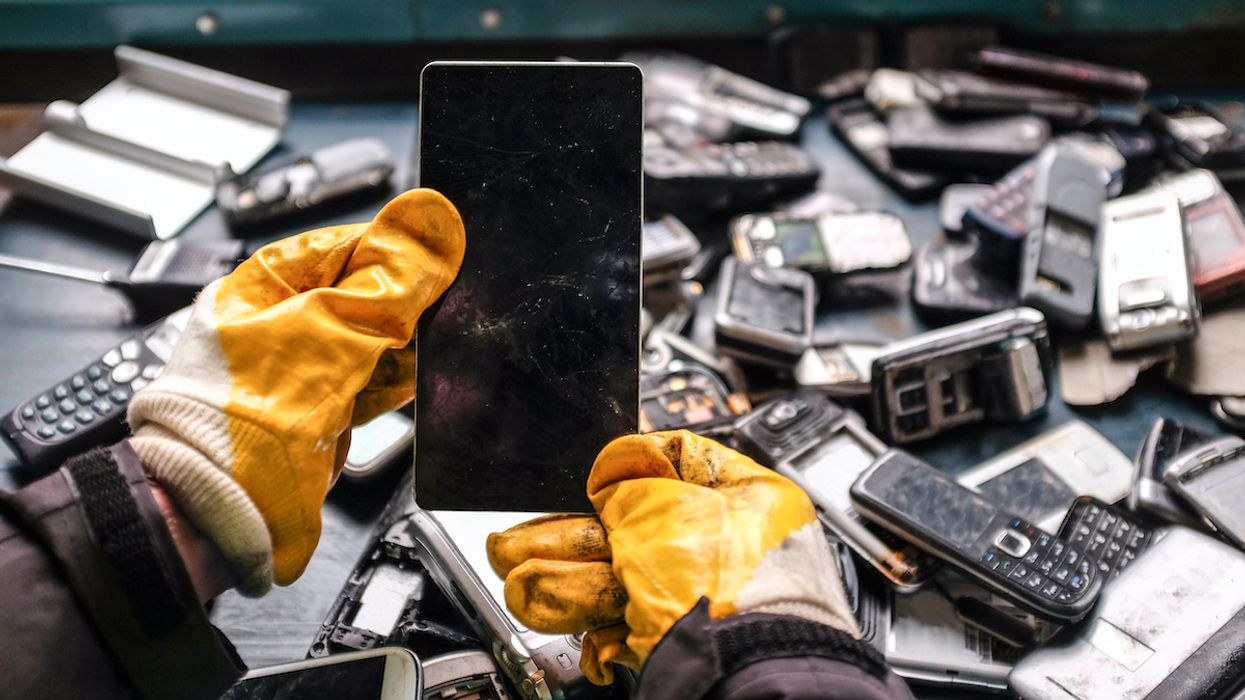 Electronic Waste: New EU Rules Target Throwaway Culture