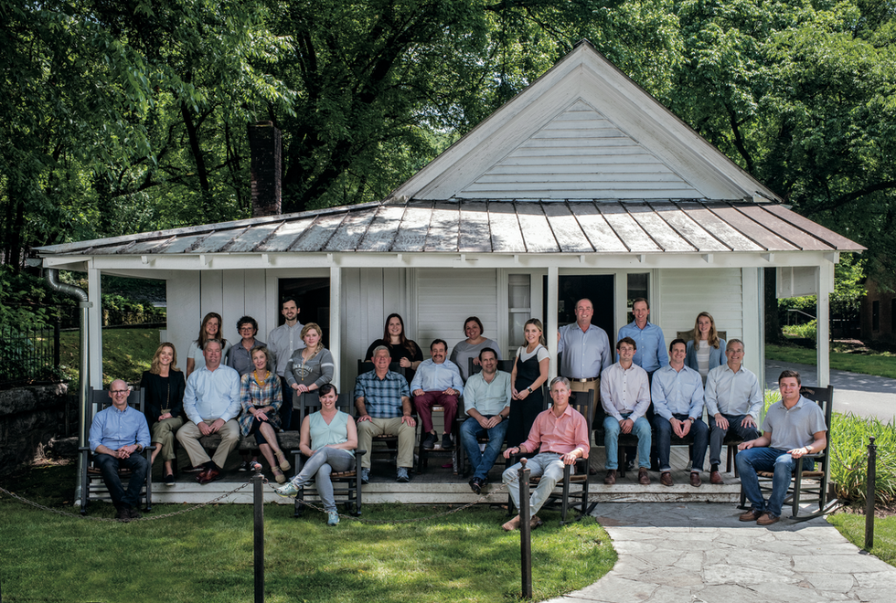 The Brown-Forman Board of Directors.