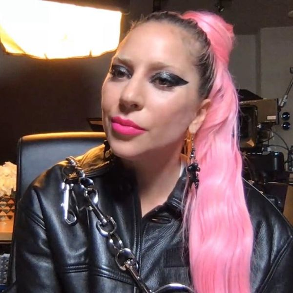 Lady Gaga Wore Fecal Matter to FaceTime French Fans
