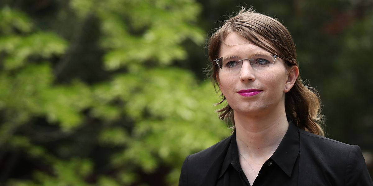 Chelsea Manning Hospitalized Following Suicide Attempt