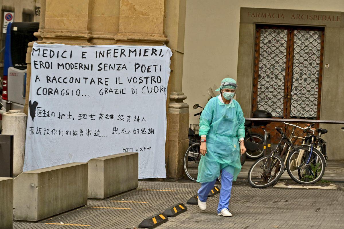 Ora il Covid-19 ha monopolizzato gli ospedali
