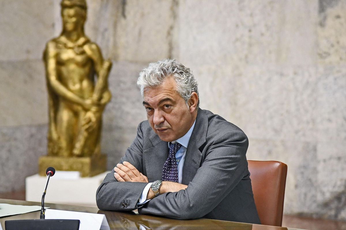 Il cv del commissario: Prodi, D'Alema e Termini Imerese