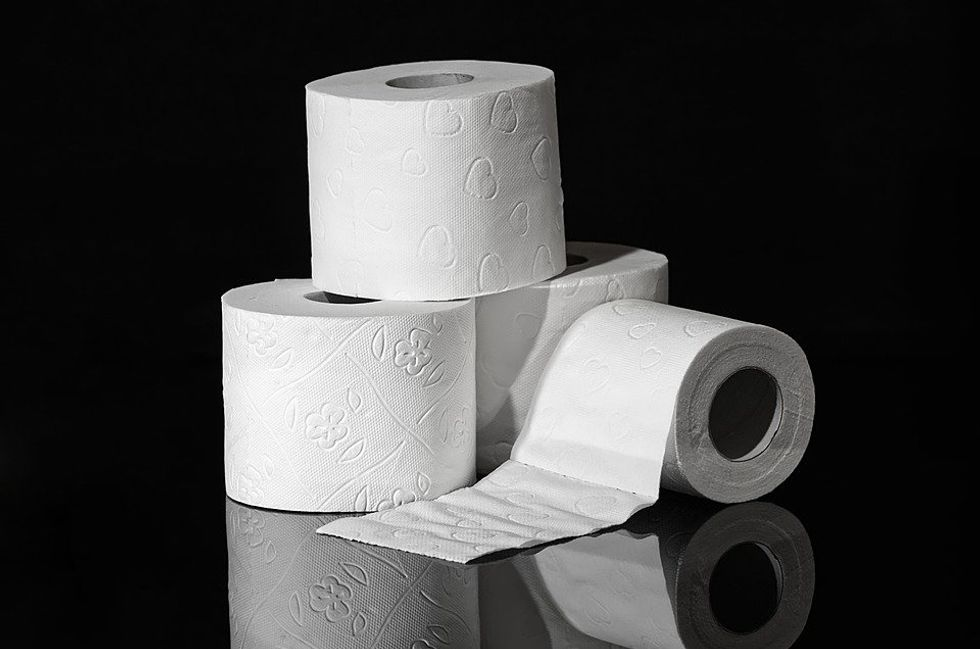 Stop Panic Buying Toilet Paper, Other People Need It To.