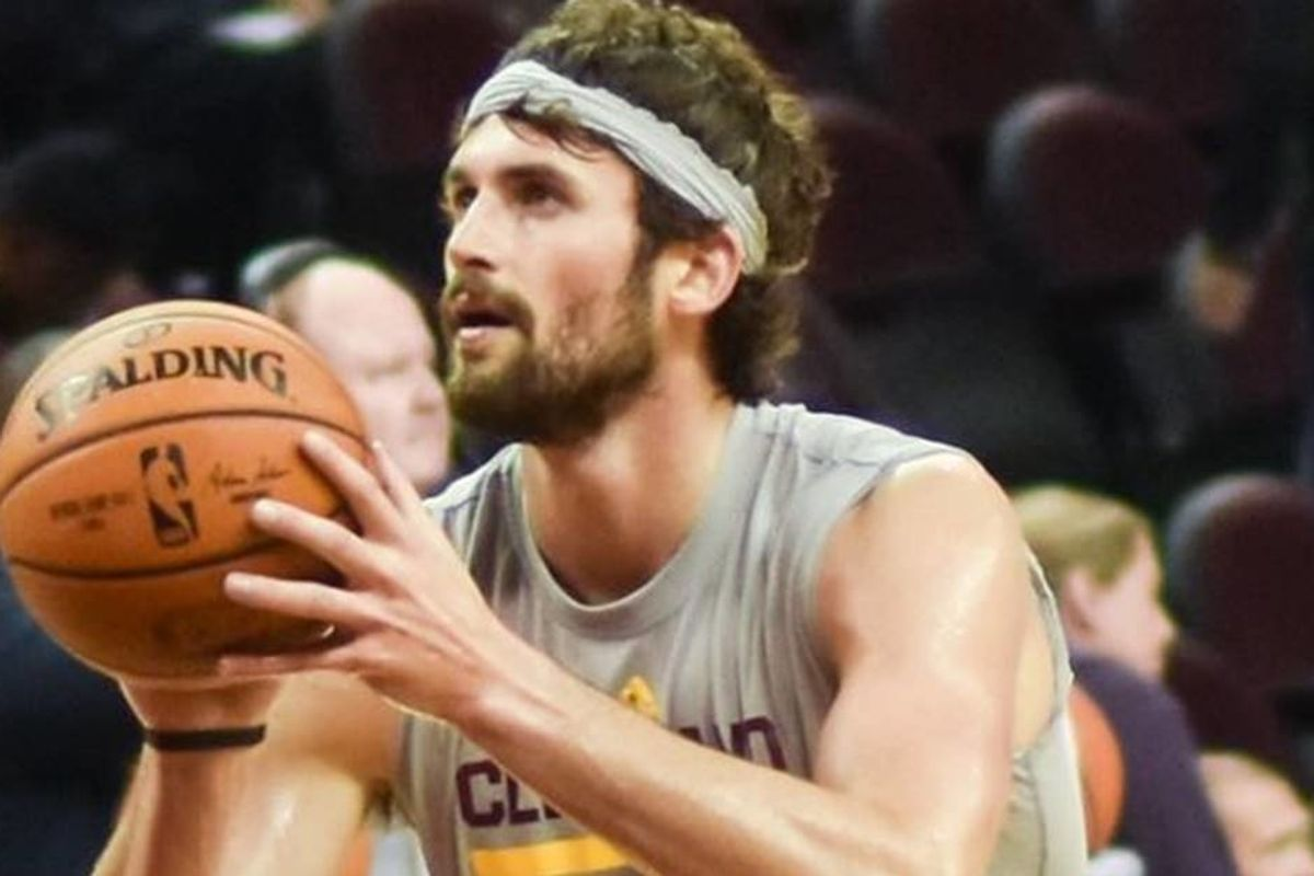 Basketball star Kevin Love donates $100,000 to help out-of-work NBA staff during coronavirus shutdown