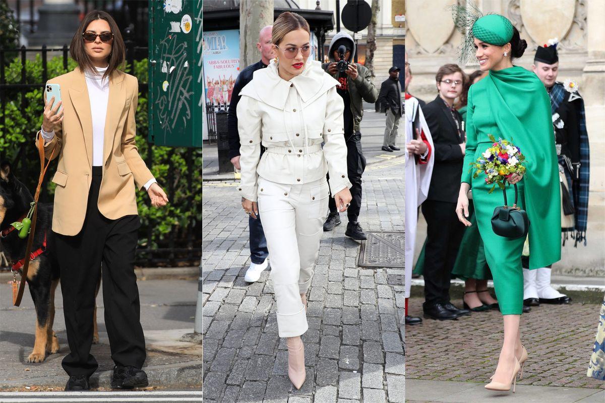 EmRata, Rita Ora and Meghan Markle Looked Really Good This Week