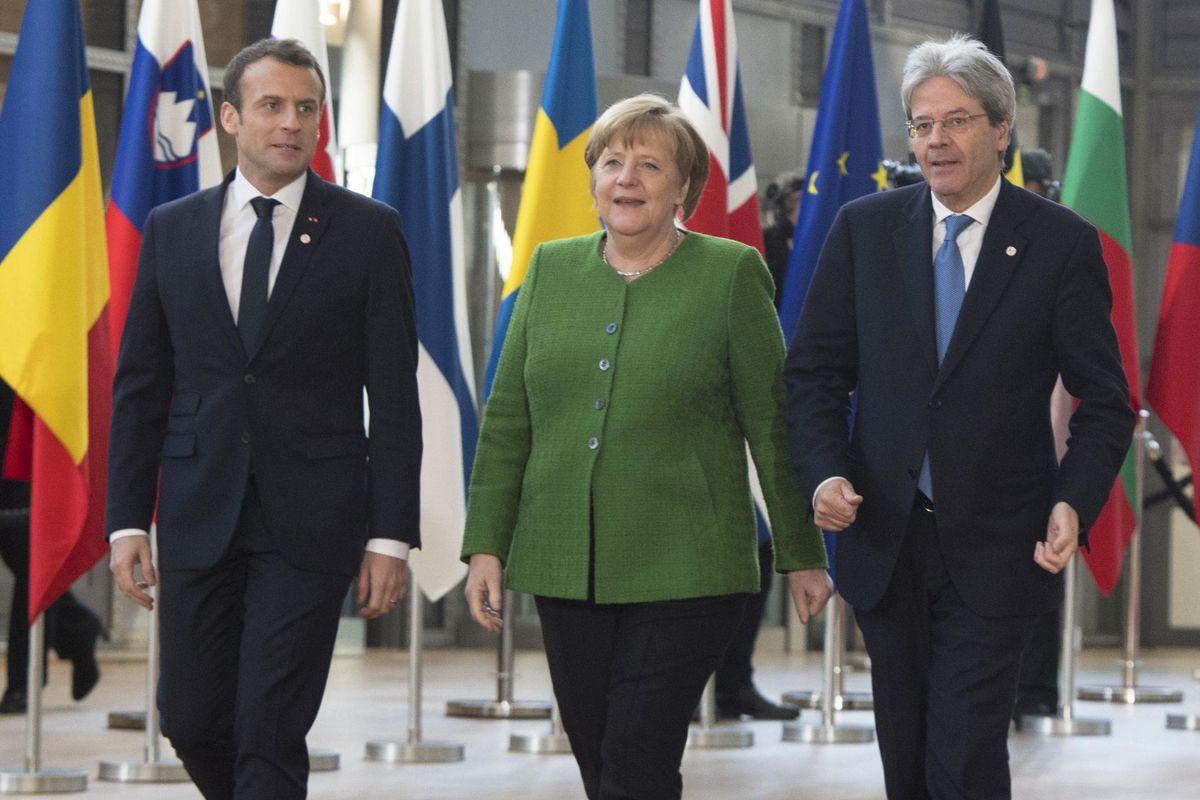 Si sgretola il muro della Ue
