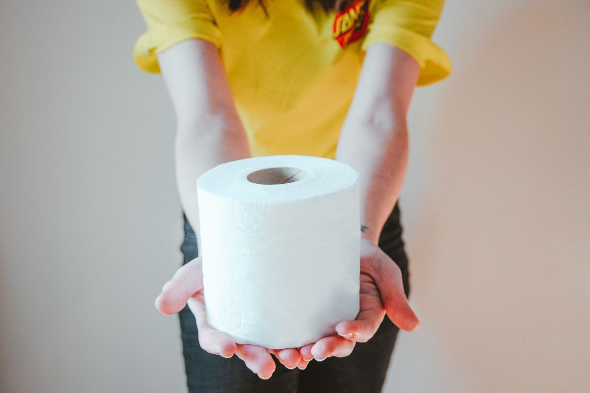 There's plenty of toilet paper in the US – so why are people hoarding it?