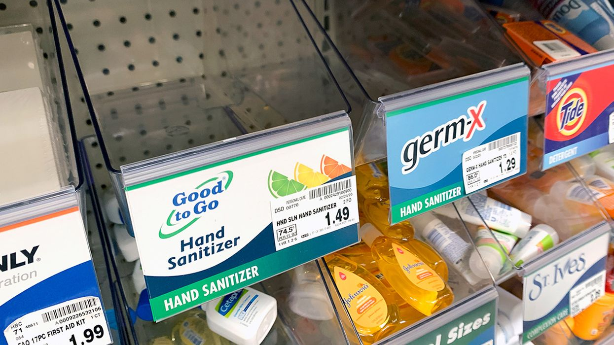 Vodka Won't Protect You From Coronavirus, and 4 Other Things to Know About Hand Sanitizer