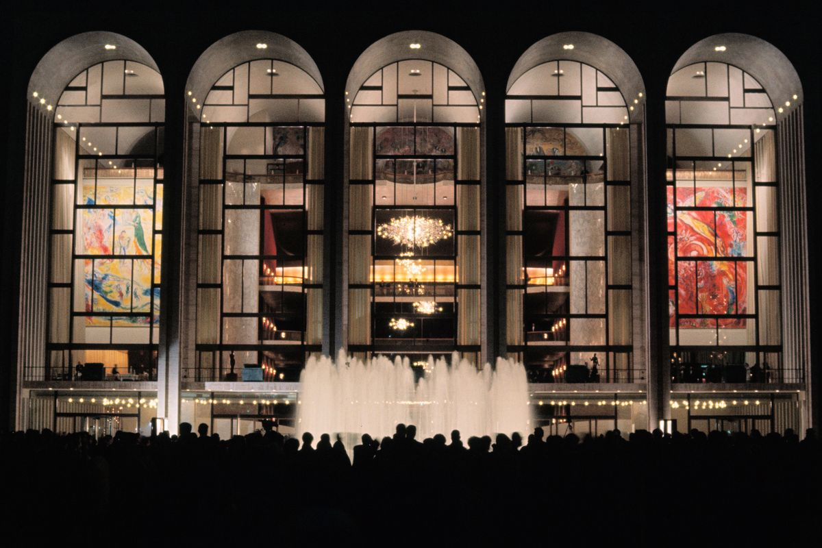 The Metropolitan Opera Is Streaming Performances for Free