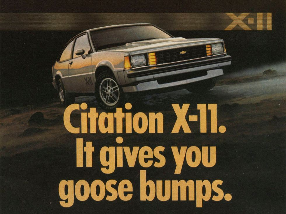 Chevrolet Citation