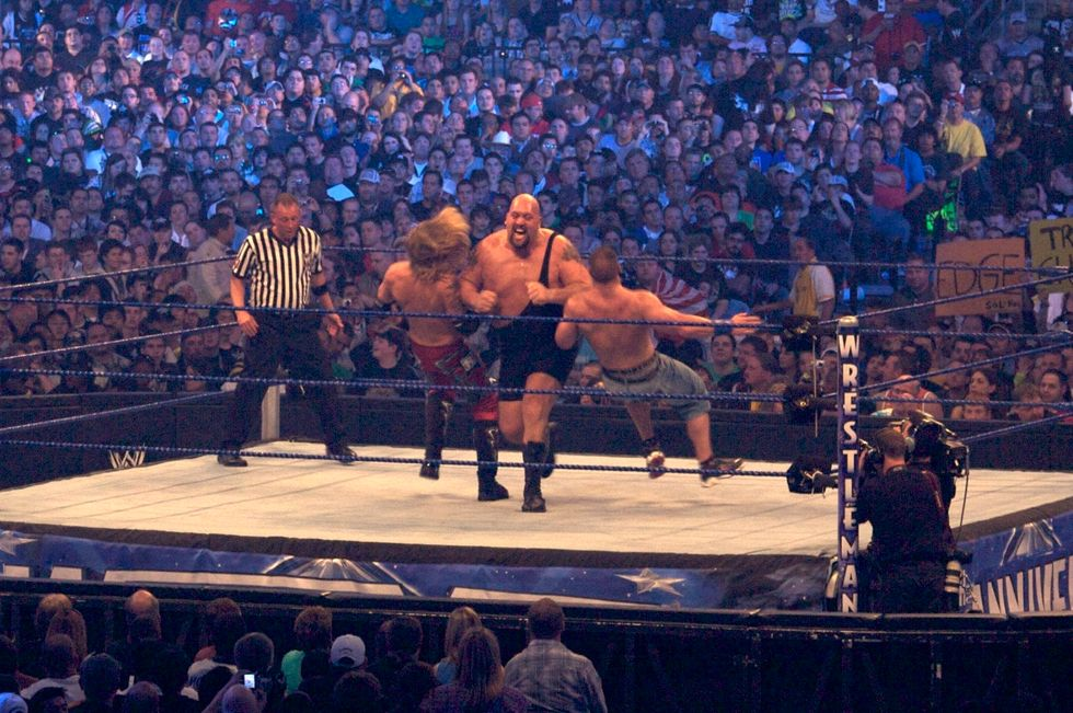 Top 10 Multi-Man Wrestling Matches Of All Time