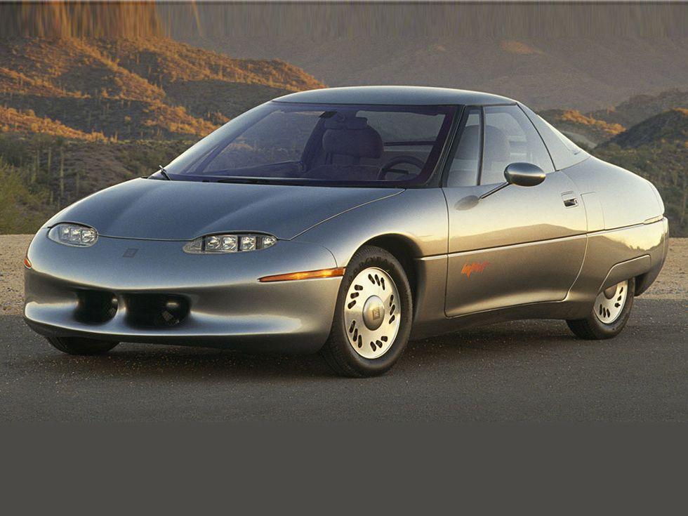 General Motors Impact Concept
