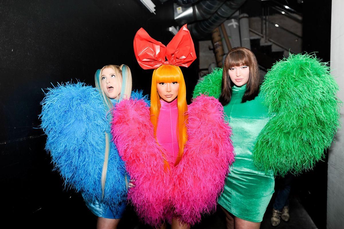 Inside Christian Cowan's Star-Studded Powerpuff Girls Show