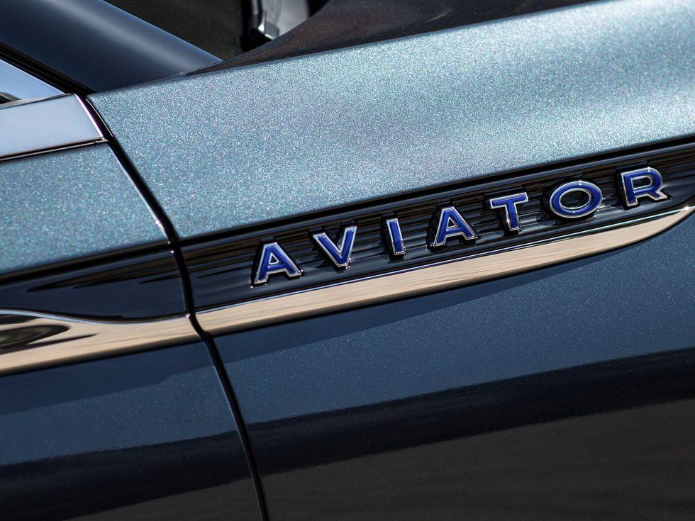 2020 Lincoln Aviator & Aviator Hybrid