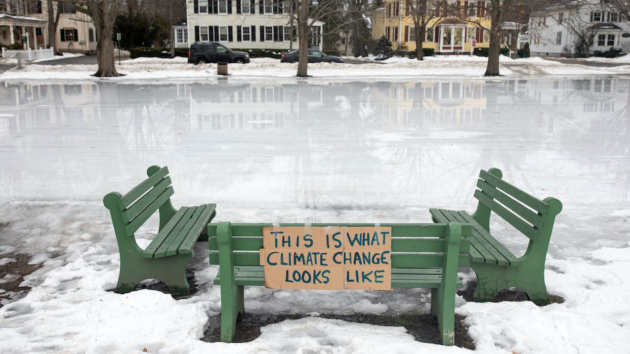 Snow Days in Northeast Cities at Record-Low Numbers