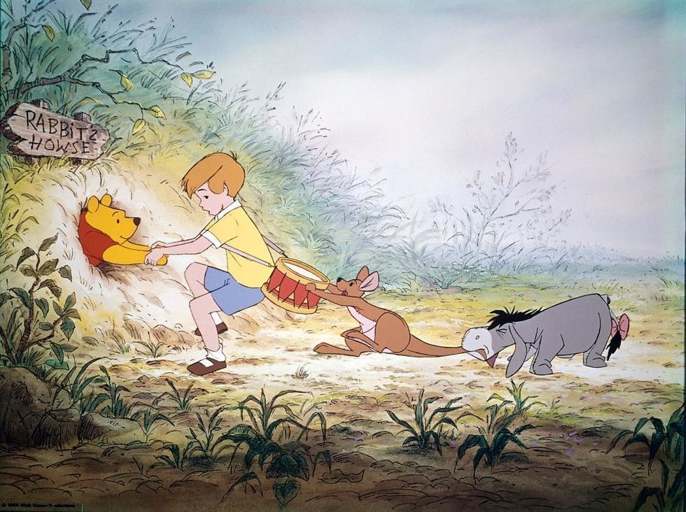 15 'Winnie The Pooh' Quotes For When Life Gets A Little Too Overwhelming