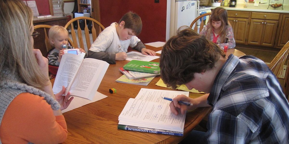 Suddenly homeschooling? 10 pro tips from military ...