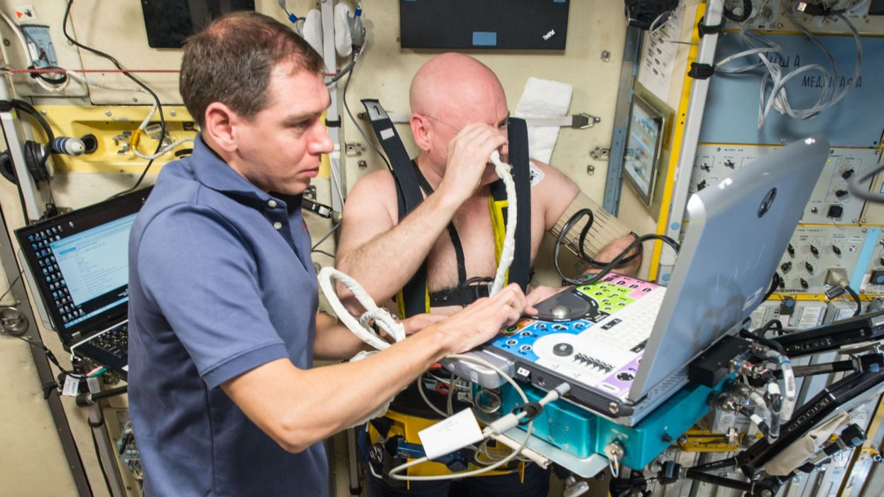 How NASA is keeping coronavirus off the International Space Station