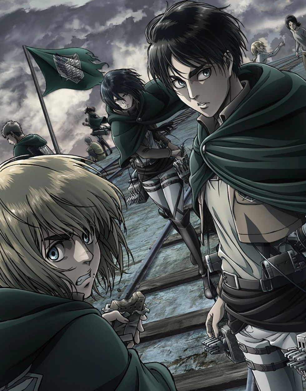A Closer Look At The Fascist Subtext Of Attack On Titan Popmatters