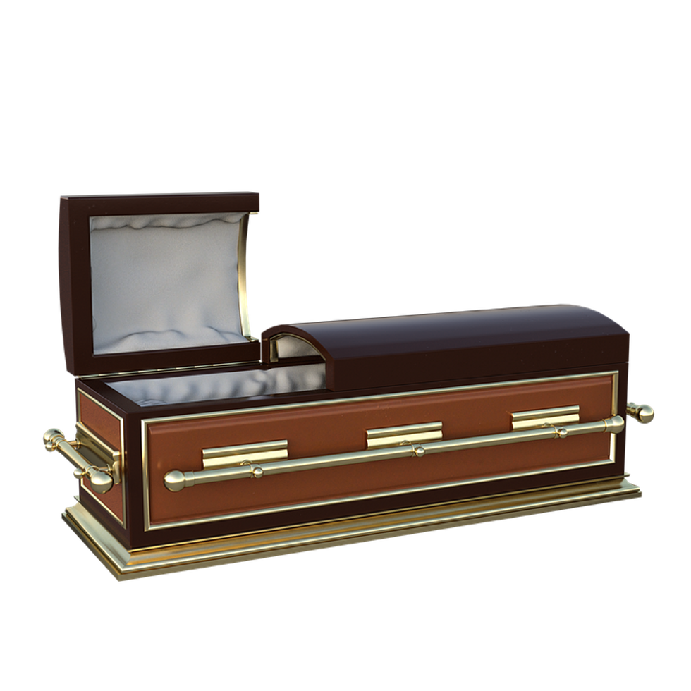 Funeral Home Employees Share The Most Ridiculous Outfits People Have Requested To Be Buried In George Takei