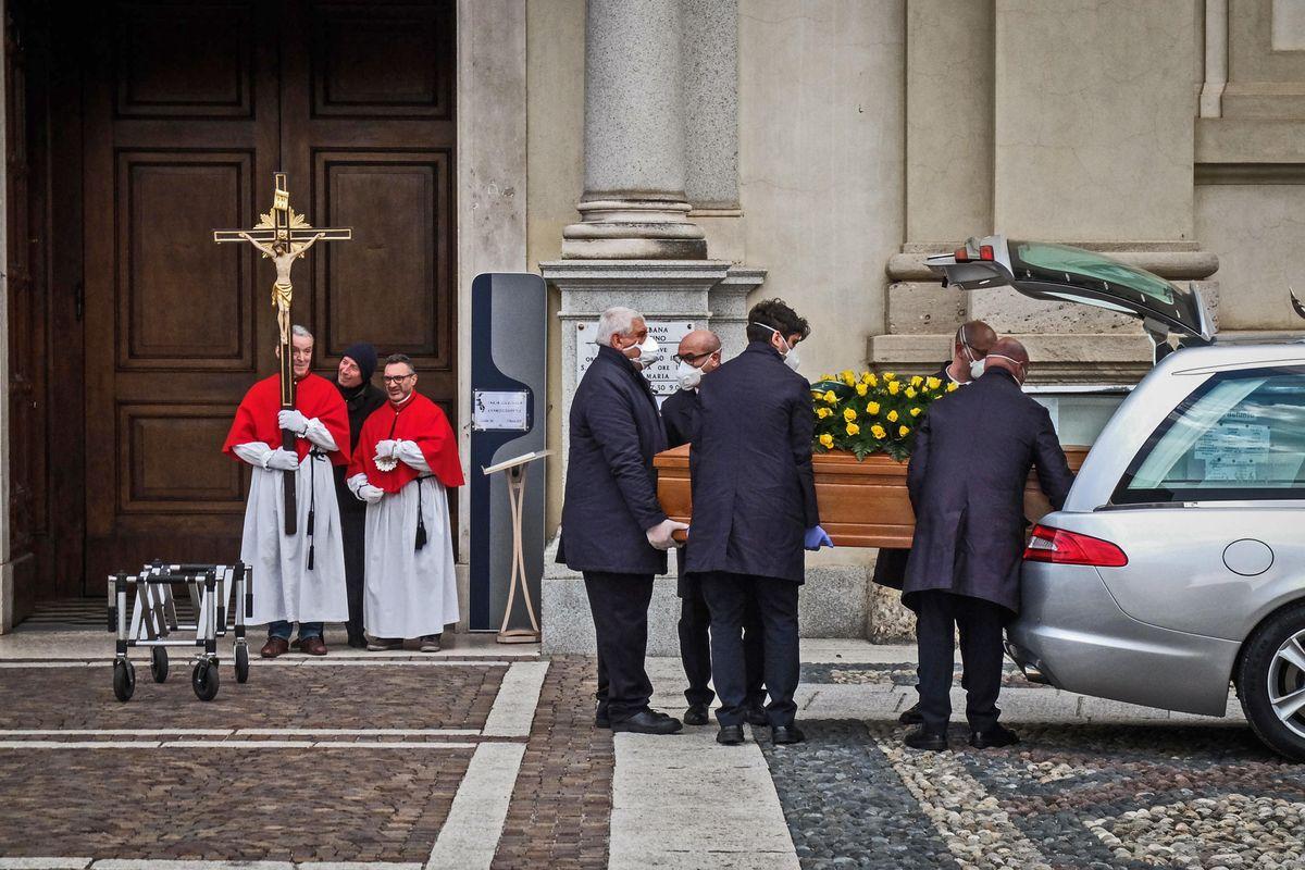 I cinque giorni di esitazione da Roma che hanno seppellito i bergamaschi
