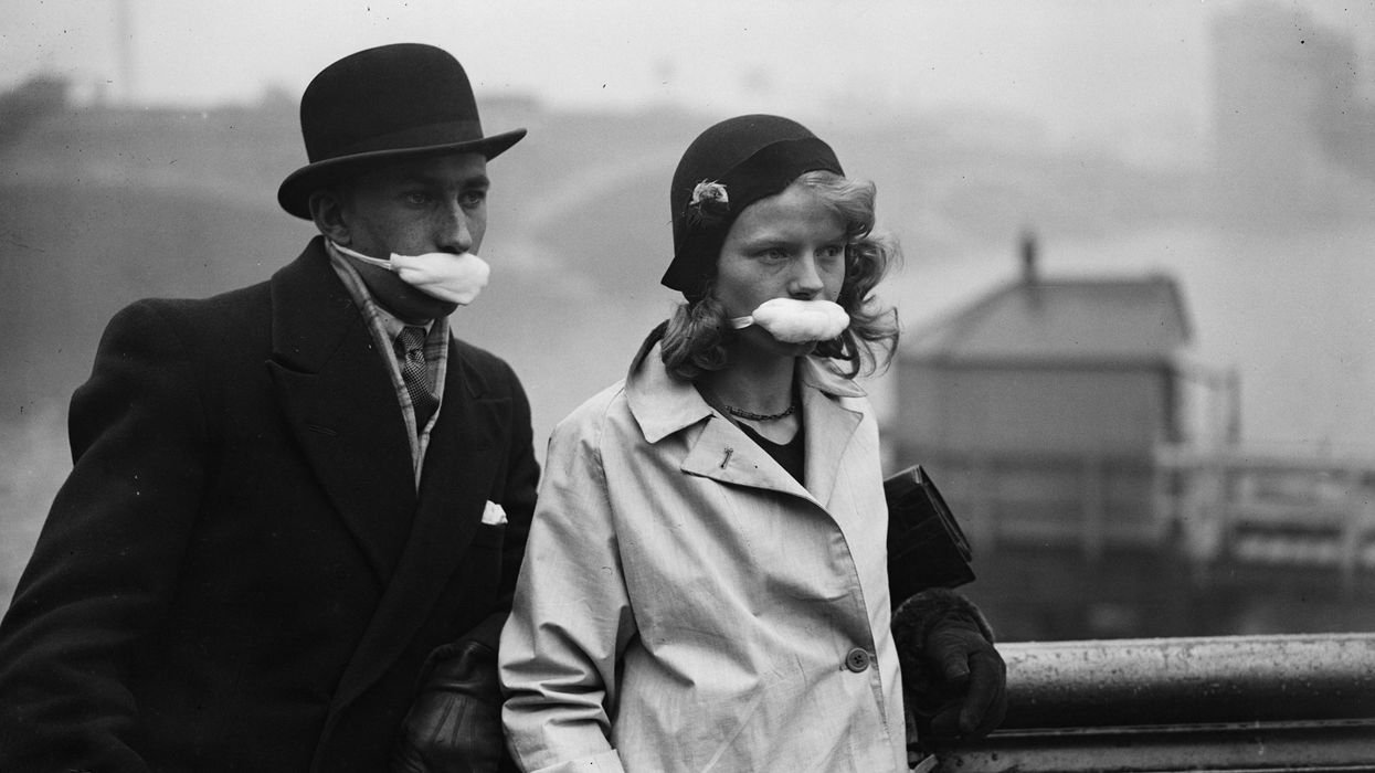 Myths about the 1918 flu pandemic