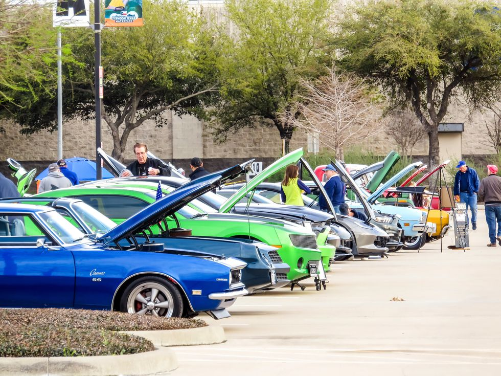 WHM West Houston Muscle Car Show