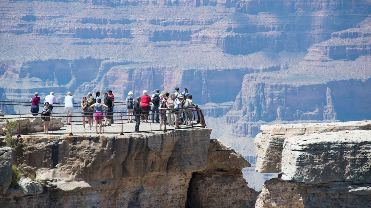 National Parks See More Visitors, Worrying Health Officials and Park Staff