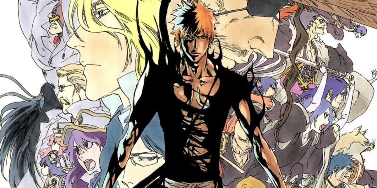 Anime/Manga/Comics - cover