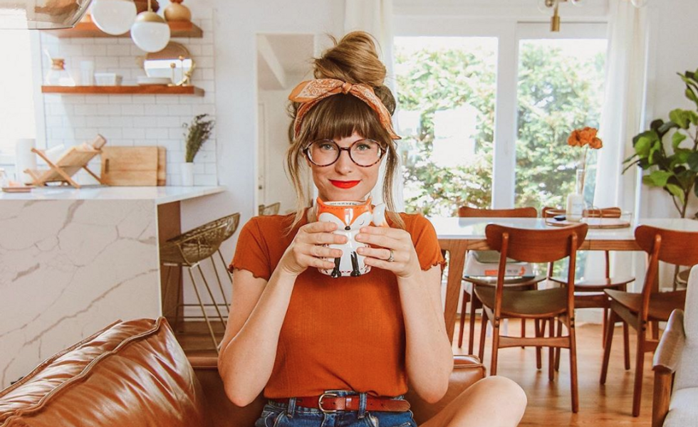 7 Simple Ways To Be Kind To Your Mind While You're Social Distancing In Your House