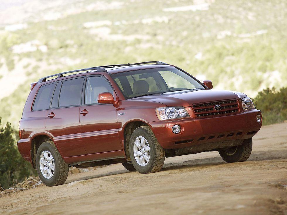 2001 Toyota Highlander \u200b