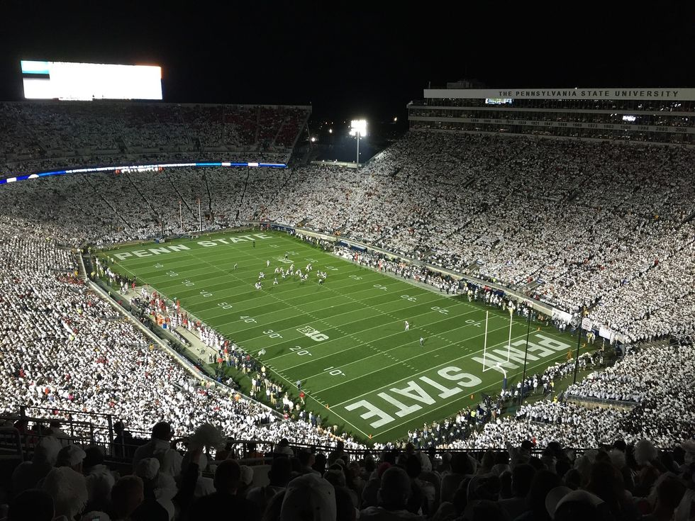 Penn State, I Wish I Had Known To Say Goodbye