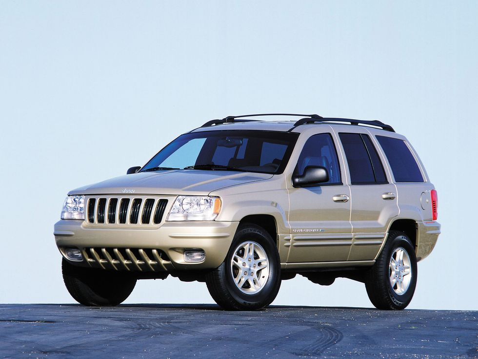 1999 Jeep Grand Cherokee Limited. (J-921)