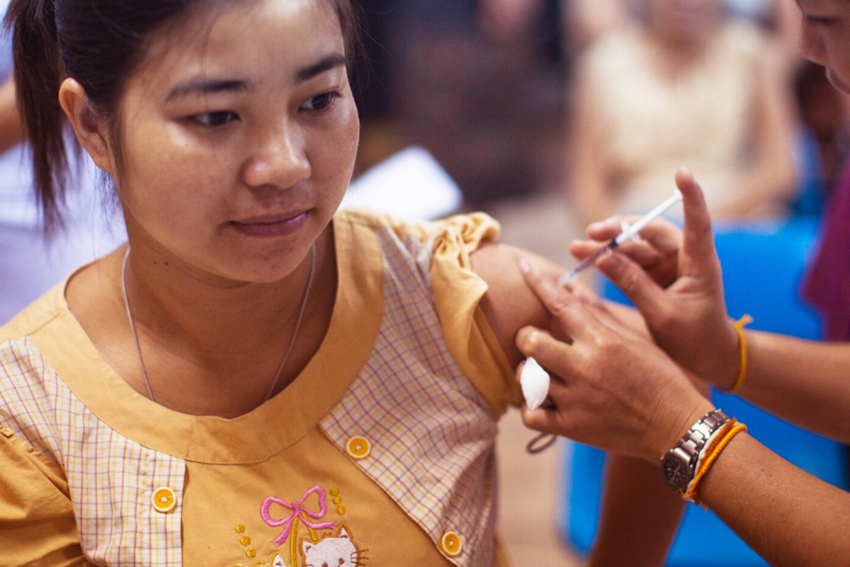 WHO launches 'solidarity trial,' bringing countries together to study coronavirus vaccines