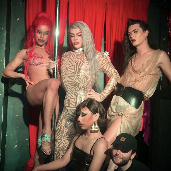 Livestream This: A Social Distancing Edition of a Brooklyn Drag Staple