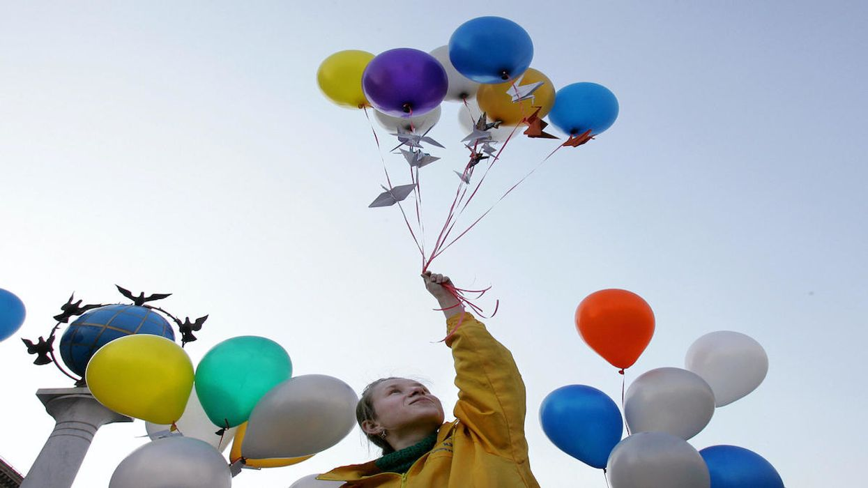 Balloon Releases Have Deadly Consequences – We're Helping Citizen Scientists Map Them