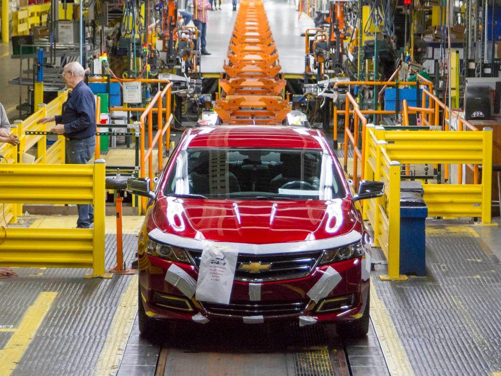 Detroit-Hamtramck Plant Last Impala