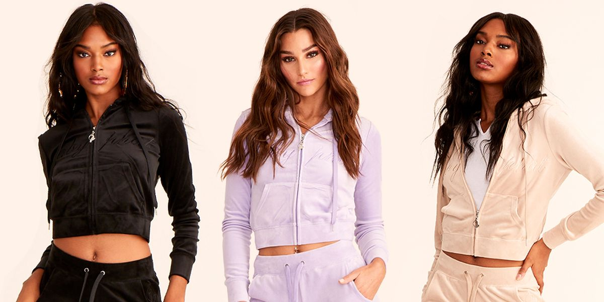 There's No Better WFH Fit Than a Baby Phat Tracksuit