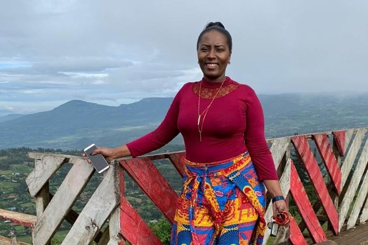 A gender statistician is making sure women are counted in Kenya